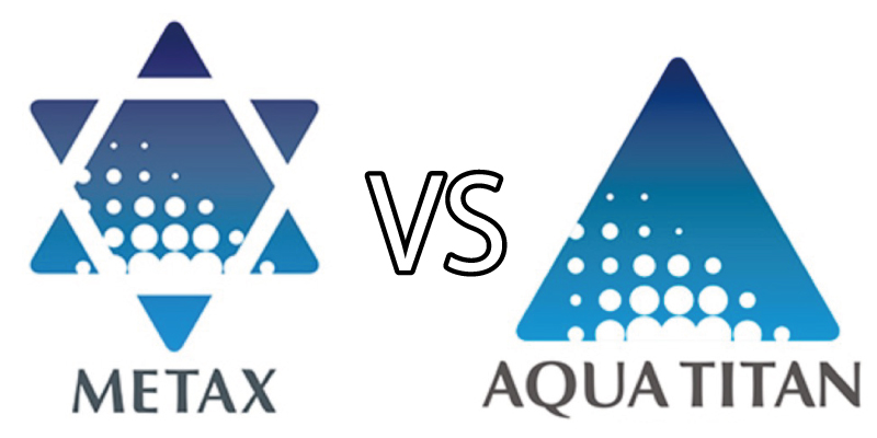 metax vs aqua titan