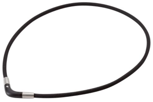 RAKUWA磁気チタンネックレス Vタイプ